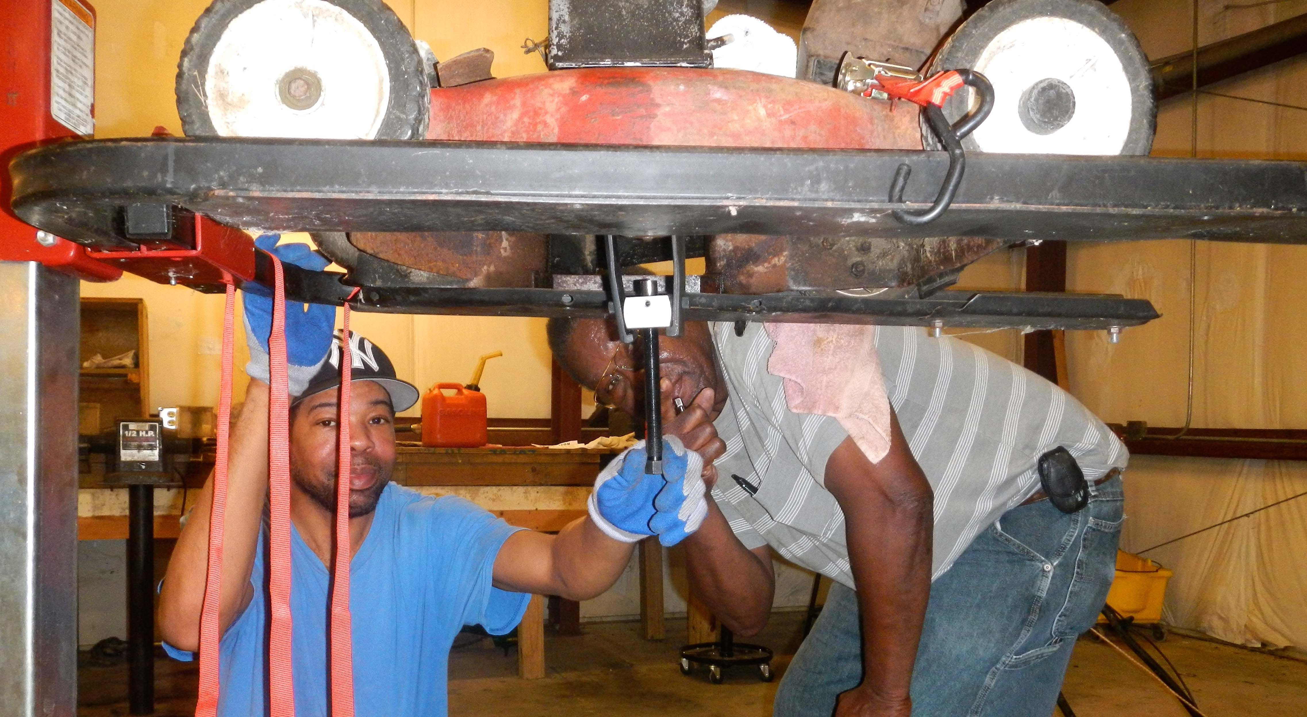 Small Engine Repair Class Nc Community Colleges