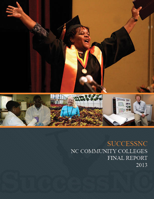 SuccessNC: 2009 Strategic Plan