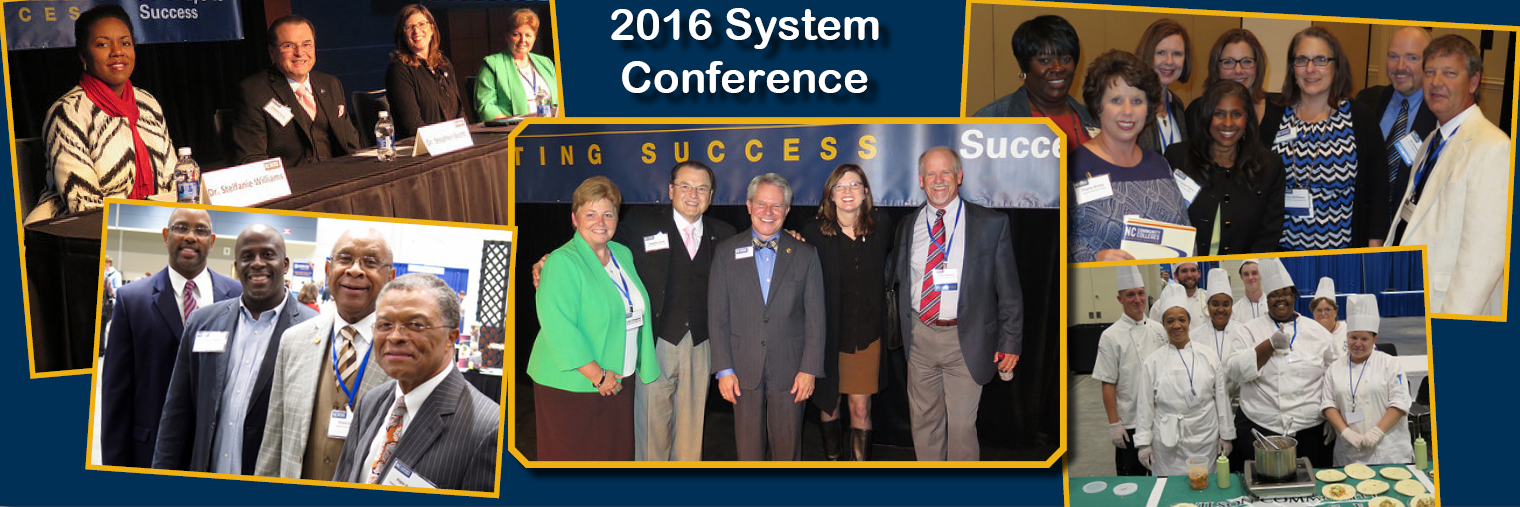 2016 System Conference