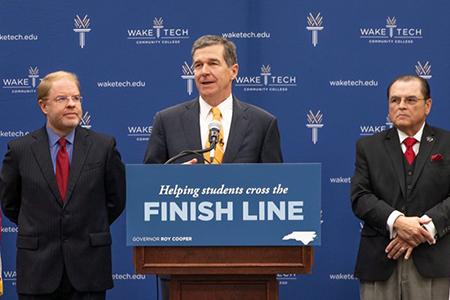 Governor Cooper announces Finish Line Grants