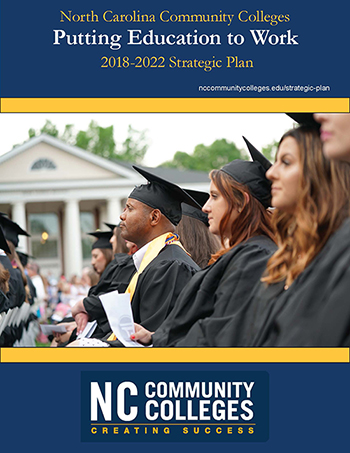 Cover of strategic plan