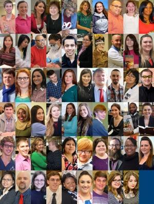 2015 Academic Excellence Awards Recipients