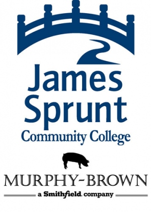 James Sprunt Community College and Murphy Brown L.L.C, 2015 Distinguished Partners in Excellence Award Recipients