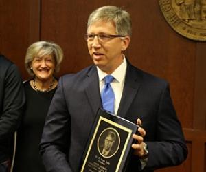 Scott Ralls named SBCC President Emeritus
