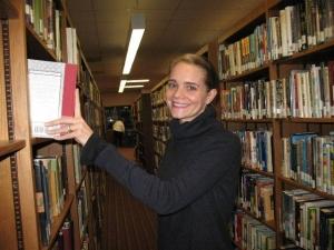 Danielle Tate-Maccaroni, Blue Ridge Community College, Excellence Award 2013