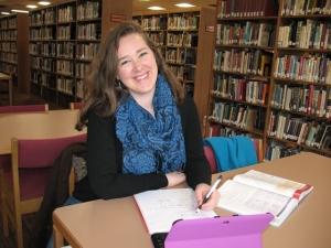 Blue Ridge CC 2016 Academic Excellence Award recipient Rachel Quinn