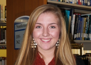 Carley Williams, Martin Community College, Excellence Award 2013