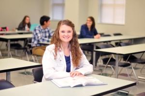Central Carolina CC 2016 Academic Excellence Award recipient Hunter Riggins