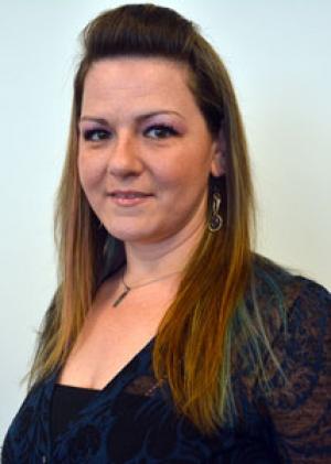 Christi Miles, Richmond Community College, 2015 Academic Excellence Award Recipient