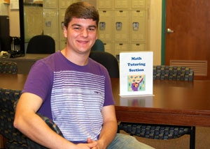 Coley Scott Cannon, Western Piedmont Community College, 2015 Academic Excellence Award Recipient
