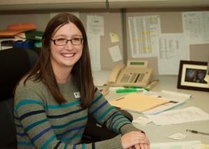 Amanda Everett, College of the Albemarle, Excellence Award 2014
