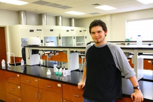 Dillon White, Catawba Valley Community College, Excellence Award 2012