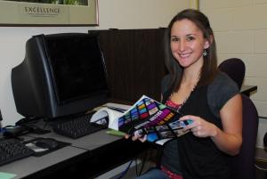 Angela Patton, Lenoir Community College, Excellence Award 2012