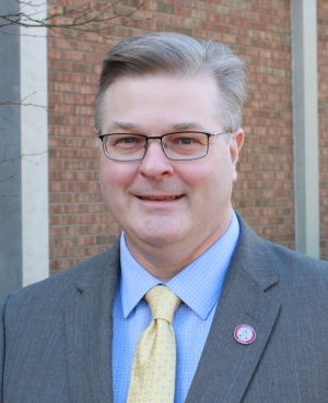 2016 Excellence in Teaching Award recipient Ed Spitler