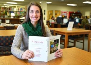 Edgecombe CC 2016 Academic Excellence Award recipient Kathryn Carpenter Hale