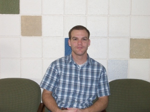 Ethan Brown, Surry Community College, Excellence Award 2012