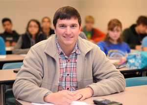 Isaac Phillips, Central Carolina Community College, 2015 Academic Excellence Award Recipient