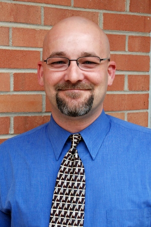 Nate DeGrandpre, Isothermal Community College, Excellence Award 2012