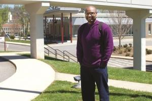 Jeremy Jackson, Asheville-Buncombe Community College, Excellence Award 2014