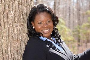 Korey Marie Butler, Wake Technical Community College, 2015 Academic Excellence Award Recipient