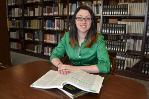 Lenoir CC 2016 Academic Excellence Award recipient Leslie M. Smith