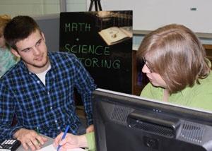 Michael Matthews, Rockingham Community College, 2015 Academic Excellence Award Recipient