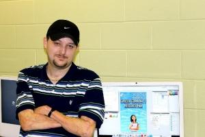 Michael Joyner, Roanoke-Chowan Community College, Excellence Award 2014