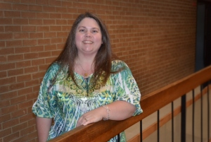 Michelle Griffin, Lenoir Community College, Excellence Award 2013