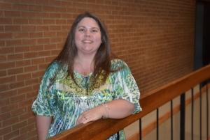Michelle Griffin, Lenoir Community College, Excellence Award 2013
