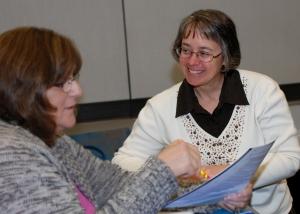Jerie Anne Schwehm, Montgomery Community College, Excellence Award 2012