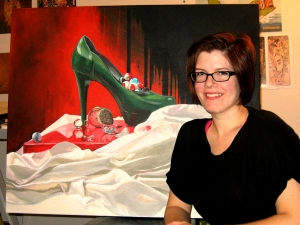 Rachel Wheeler, Craven Community College, Excellence Award 2012