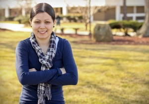 Diana Gonzalez, Piedmont Community College, Excellence Award 2013
