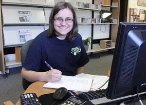 Rebecca Williamson, Tri-County Community College, 2015 Academic Excellence Award Recipient