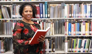 Roanoke-Chowan CC 2016 Academic Excellence Award recipient Shirley Parker