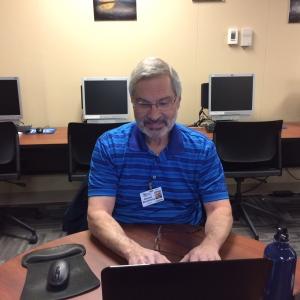 South Piedmont CC 2016 Academic Excellence Award recipient Daniel Steinberg