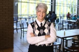Sharon Callender, Brunswick Community College, Excellence Award 2014
