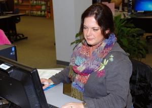 Sheila Menendez, Montgomery Community College, Excellence Award 2013