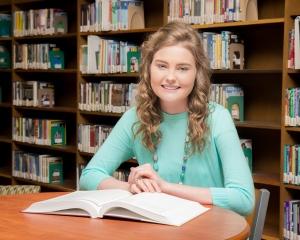 Surry CC 2016 Academic Excellence Award recipient Mackenzie Ammann