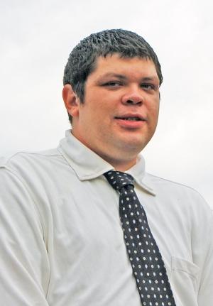Seth Tom, Central Carolina Community College, Excellence Award 2013