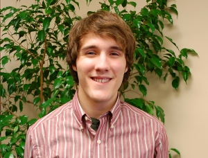 Tyler Cook, Western Piedmont Community College, Excellence Award 2013