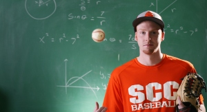 Tyler Drew, Southeastern Community College, Excellence Award 2012