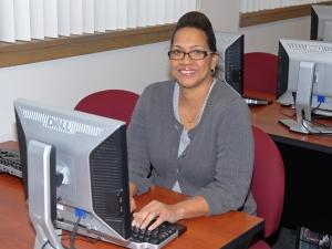Sharon Lark, Vance-Granville Community College, Excellence Award 2012