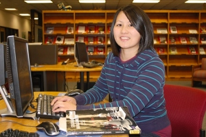Xia Vang, Western Piedmont Community College, Excellence Award 2014