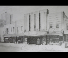 Old Time Theater, Nicki Lagaly, Student Piedmont CC