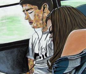 Dependent on Distorted Memories, Ana Pantoja, Student Wayne CC