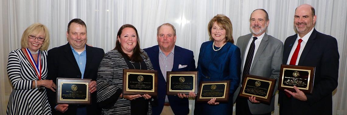 Winners of State Board Awards