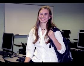 Jessica Baron, Rockingham Community College, Excellence Award 2013