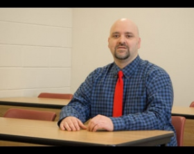 Brad Easter, Surry Community College, 2015 Academic Excellence Award Recipient