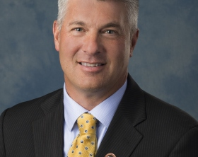 Dr. Garrett Hinshaw, 2015 President of the Year