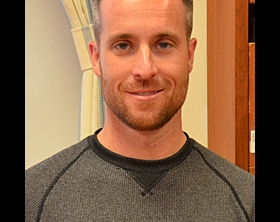 Chad Pettit, Isothermal Community College, Excellence Award 2014